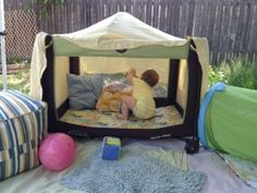 Turn A Pack N Play Into Toddler Bed Baby Jungle Gym Kids Reading