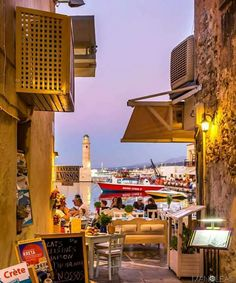 Chania, Crete island, Greece