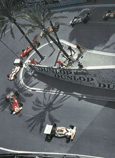 Grand Prix de Monaco 1971 Top-Apex.. ?