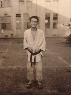 YOHJI Yamamoto, his boyhood