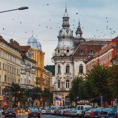 Cele mai frumoase imagini din Cluj, postate saptamana aceasta pe Instagram.