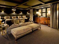 media room furniture