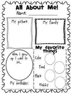 First day maybe?! Getting to know your students