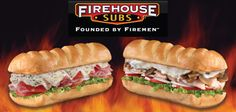 Firehouse Subs - Pigeon Forge, Tn.