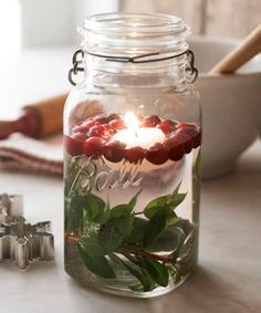 Jingle all the way with 12 Super Easy DIY Holiday Decorations with tutorial links!