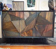 """Тумба - """"Калейдоскоп"""" впервые представлена на мебельной выставке Minsk Design Week 2017"""