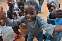 Kampala, Uganda - 2011 - slum children - photo - staci j guthrie