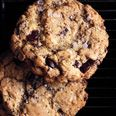 Salty Chocolate Chunk Cookies this really sounds good!