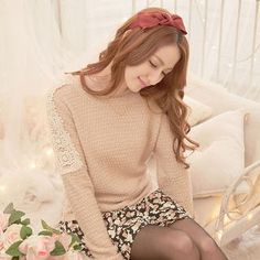 Buy 'Tokyo Fashion – Mock Two-Piece Crochet Panel Dress' with Free International Shipping at YesStyle.com. Browse and shop for thousands of Asian fashion items from Taiwan and more!