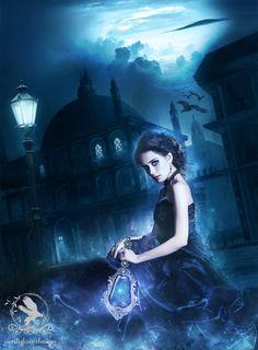 //Venice Night by eerilyfair.deviantart.com on @DeviantArt #enchanted