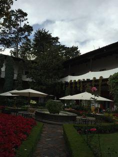 San Ángel Inn, CDMX