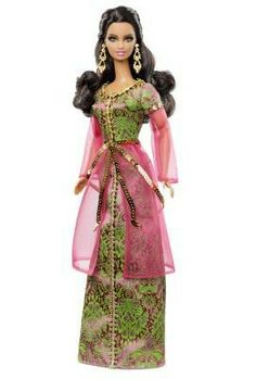 Dolls of the World® | The Barbie Collection