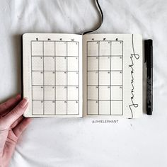 This article is meant to lay out all of the different bullet journal layout types, give a brief description, and show a few examples. Bullet Journal Monthly Spread, Bullet Journal 2019, Bullet Journal Notes, Bullet Journal Junkies, Bullet Journal Aesthetic, Bullet Journal Writing, Bullet Journal Layout, Bullet Journal Minimalist, Wreck This Journal