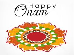 Happy Onam Wishes, Quotes, Sayings, HD Images And Wallpapers 2017 Happy Onam Images, Diwali Images, Festivals Of India, Indian Festivals, Onam Wishes Quotes, Happy Onam Wishes, Onam Pookalam Design, Onam Sadhya, Onam Festival