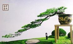 Bonsai styles are different ways of training your bonsai to grow the way you want it to. Get acquainted with these styles which are the basis of bonsai art. Bonsai Art, Bonsai Plants, Bonsai Garden, Garden Plants, Bonsai Meaning, Bonsai Tree Types, Juniper Bonsai, Bonsai Styles, Indoor Bonsai