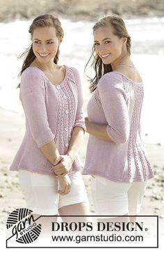 Saviez-vous qu'il y a plus de 200 catalogues DROPS plein de milliers de modèles gratuits au tricot et au crochet?