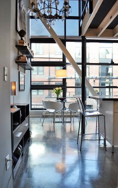 Was I aware that I wanted to live in a brewery-turned-loft in Boston? No. Am I deeply aware of this now? Yes.