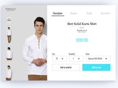 Web ui for Van Heusen products... Hope you like it... Press L if you dig it.. ;)