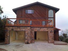 Garage Rooftop Deck House Pinterest Garage Rooftop