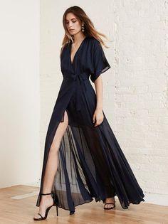 Sapphire, Winslow Dress.