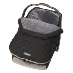 The JJ Cole Urban Bundleme was designed to keep infants warm when out in their strollers or car seats.