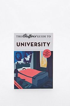 The Bluffers Guide to University Book - Urban Outfitters