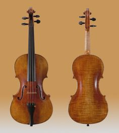 Del Gesù's unique style has been widely copied by luthiers since the 19th century.
