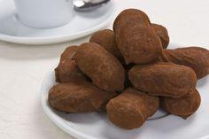 Slagroom truffels @ http://allrecipes.nl