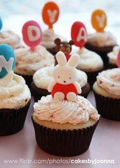 MIffy cupcake