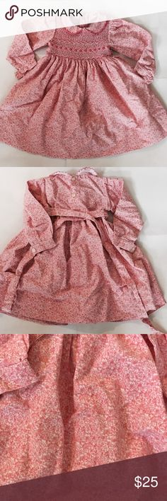 Boutique Smocked Dress Perfect condition Dresses Formal