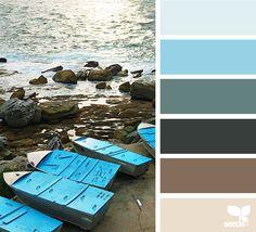 { color shore } image via: @colourspeak_kerry_
