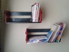 El Yapımı Kitaplık Modelleri Canim Anne http://www.canimanne.com/el-yapimi-kitaplik-modelleri.html