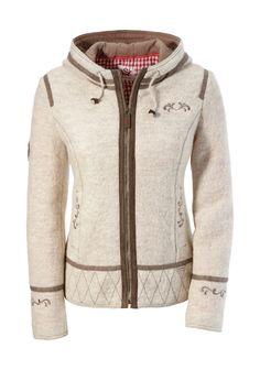 Баварская куртка SPIETH & WENSKY. Цвет естественный. Коллекция осень/зима 2015. Купить в интернет-магазине Laub за 24250 рублей.