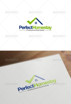 Real Estate Logo Design #GraphicRiver Real Estate Logo Design Smart, Clean and Simple Vector Logo Design for your real estate company, perfect for mortgage logo and many more Font Link : Helvetica Please rate this item if you like it! Created: 11November13 GraphicsFilesIncluded: VectorEPS #AIIllustrator Layered: Yes MinimumAdobeCSVersion: CS Resolution: Resizable Tags: check #checklist #home #house #mortgage #realestate #realestatelogo #roofandcheck #rooflogo #simple #simpleroof #smartlogo