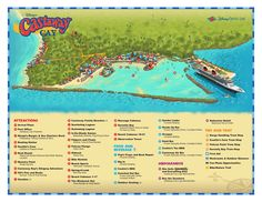 Castaway Cay Information- New 2014 pricing