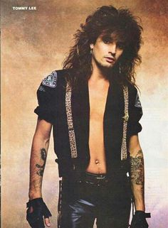 Tommy Lee-Motley Crue