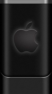 Carbon covered iPhone 6S wallpapers