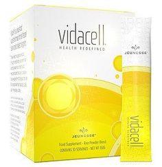 VIDACELL Jeunesse – Mais saúde e energia para suas células!