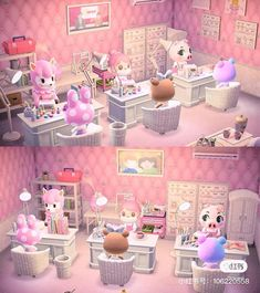 Animal Crossing Memes, Animal Crossing Villagers, Blue Anime, Dark Anime Girl, Kawaii Room, Island Design, New Leaf, Decoration, Cute Animals