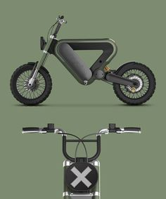 the triangular tryal electric motorcycle wins rizoma design challenge - Bikes - Motorrad Triumph Motorcycles, Concept Motorcycles, Electric Bicycle, Electric Scooter, Electric Cars, Motorbike Design, Bicycle Design, Monster Energy, Ducati