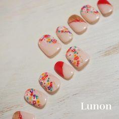 * 和装ブライダル . #nail #nails #nailarts #nailsalon #Lunon #ibaraki #茨城 #ルノン #ネイル #ジェルネイル #ブライダルネイル #ブライダル #結婚式 #プレ花嫁 #色打掛 #着物 #和ネイル #和風 #和装 #�