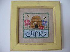 """Flip-It Stamps June"" Lizzie Kate"