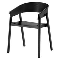 Cover tuoli, musta