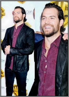 Henry attends Cinema Con in Las Vegas in 03-29-2017. Many photos were taken that day (I have 31 of them, so far.)