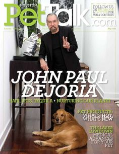 John Paul DeJoria and John Paul Pet