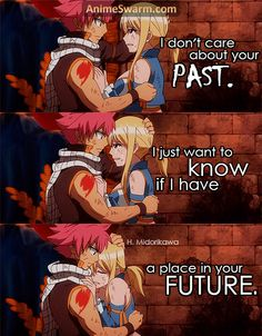 The Best Motivational Quote From Fairy Tail - AnimeSwarm.com