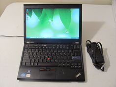 Lenovo X220 Laptop Intel Core i5-M2410 @ 2.30 GHz Notebook 4 GB 320 GB Webcam