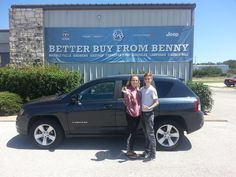 Congratulations and Best Wishes KELSEY  on the purchase of your 2914 Jeep Compass!  We sincerely appreciate your business, Benny Boyd Motor Company - Marble Falls and ROBERT SMITH.