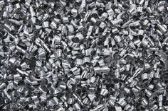 Photo about Scrap Metal Shavings from metal cutting machine. Image of just, environmental, filings - 15414376 Benefits Of Recycling, Metal For Sale, Scrap Material, Brochure Design Inspiration, Textured Background, How To Dry Basil, Shaving, Photo Editing, Herbs