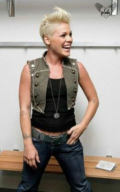 After. Takein. Snapshots. Of..p!nk she. Will always be crazy. &. Wild.